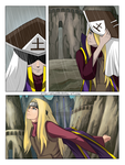 1st page of Deidara by AkinaSilver