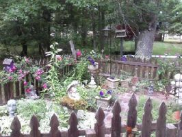 artists garden by wittlecabbage