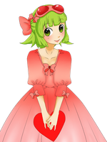 gumi sweet by Celicmon