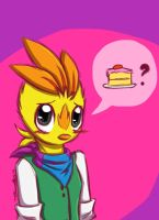 I Suggest Comfort Cake by CodaBear48