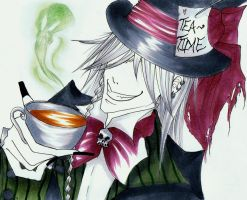 Mad as a Hatter by Kamirella