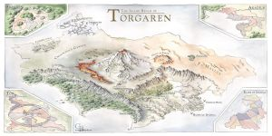 Torgaren map by LingonB