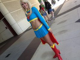 Megacon 2013: Supergirl by ChriSpaiNess