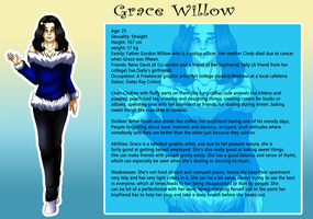 Grace Willow bio by WinterGlace
