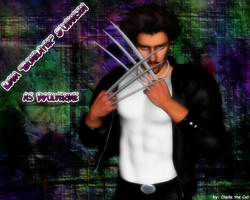 Liam as Wolvie wallpaper by chellethecat