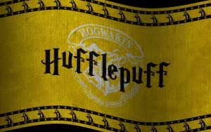 Hufflepuff Banner by EchoLeader