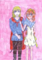 aph: The Viking and The Queen of Elves by LoveEmerald
