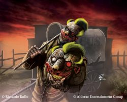 Doomtown: Funtime Freddy by shiprock