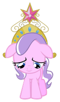 Diamond... Big Crown Thingy by TheMasterofDespair