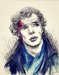 Just A Magic Trick - Sherlock BBC by Anouk-Jill
