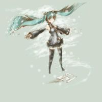 windy miku by crossover-live