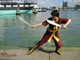 Zuko: Talk to the Blades by firewolf826