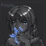 -FRAGILE- Kimimaro by Meiphon