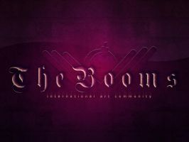 The Booms, Gift Wallpaper by thekellz