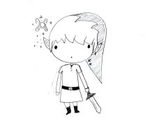 I'm So Cute I Have a Sword by xmissanime
