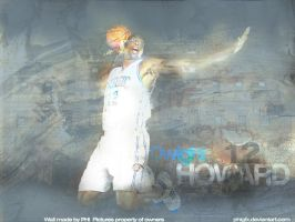 Dwight Howard by PHIGFX