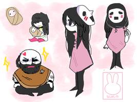 LISA sketches by blue-pizza123