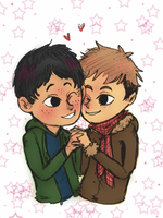 Jean and Marco by Foxdraft