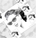 Sunglasses Portrait Montage by eyeqandy