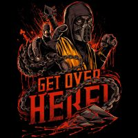 Get Over Here! by Design-By-Humans