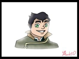 Bolin Bust by SweetMchao