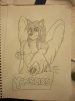 Wii Fight: Yamibliss by Arbok-X