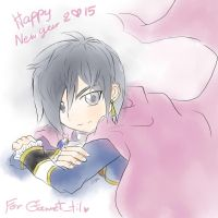 Happy New Year 2015 by icys