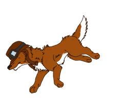 :AT: Rusty by Taylor12323