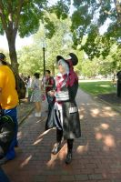 2014 Cosplay Picnic On the Comon, We're All Mad by Miss-Tbones