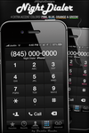 Night Dialer (iOS 6) for iPhone Now Available! by JRDigitalDesigns