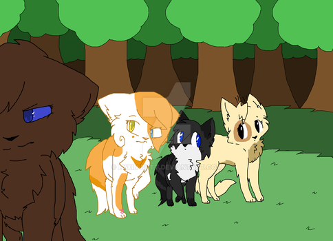 |WRP|WindClan Assignment|Hunting Patrol| by Lyxin-Butt