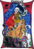 CoA - Tarot Trade - Chariot by evafortuna