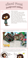 Visual Novel Background Tutorial by SKY-Morishita