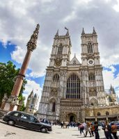 Westminster Abbey by JuanChaves
