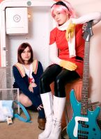 FLCL Friends by Meagan-Marie