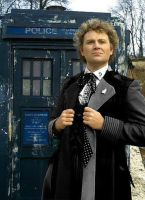 The 6th Doctor's New Clothes by OkamiTakahashi