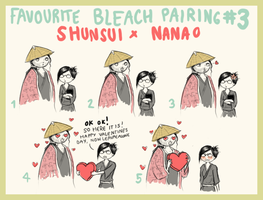 Bleach Valentine Special 3 by Out-of-the-rain