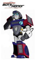 MAINFRAME - ROBOT MODE by Bots-of-Honor