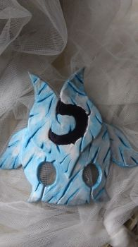 Kindred Lamb Mask (Painted) by PechUndSchwefel