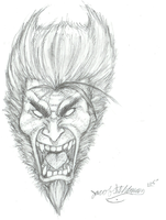 Wolverine by Imperal