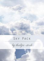 pack - 001 Sky by thalija-STOCK