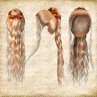 Hair Pack 10 by Just-A-Little-Knotty