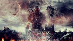 The Witcher 3 by Noc21