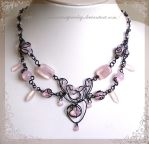 Spring Garden by blackcurrantjewelry