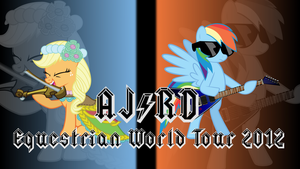 Equestrian Tour 2012 Wallpaper by RDbrony16