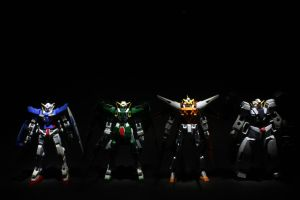 Gundam 00 Season 1 Complete by phtoygraphy