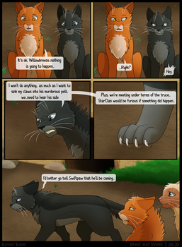 Warriors: Blood and Water - Page 20 by Raven-Kane