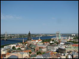Riga by PDWeasel