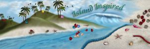 Island Inspired site header 2 by celticpath