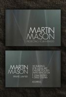 MM Business Card by Sepedeh